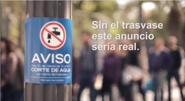 El agua del Trasvase, vital para el Levante español