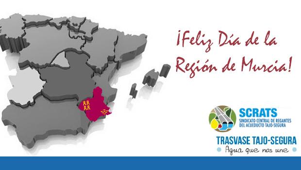 9 de Junio: Día de la Región de Murcia