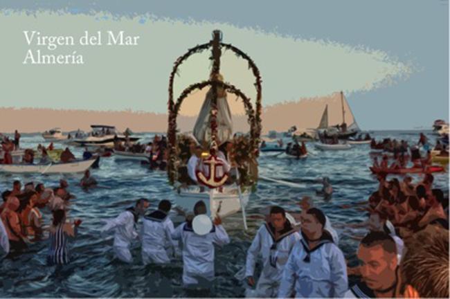 La Virgen del Mar y Almería