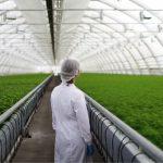 Crecimiento de la tecnología agrícola avanzada