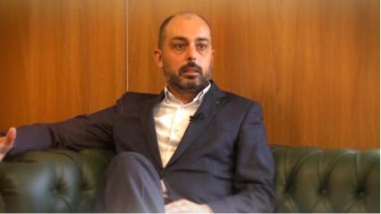 Entrevista al Presidente de Riegos de Levante