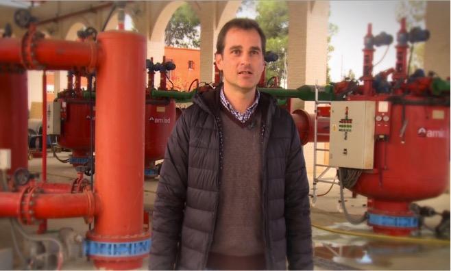 Tecnología al servicio del agua