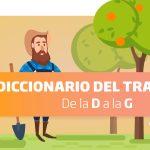 Diccionario del Trasvase: De la D a la G