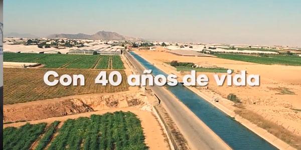El Trasvase Tajo-Segura cumple 40 años