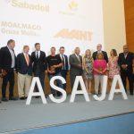 ASAJA Alicante premia al SCRATS por promoción e impulsión de la agricultura