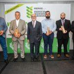 El SCRATS, reconocido con el premio Iniciativa y Desarrollo al Acueducto Tajo-Segura del COIAL