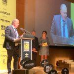 El SCRATS, galardonado en los PremiosAgro 2019 de La Verdad de Murcia