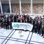 La Asamblea Regional de Murcia también se suma al40º Aniversario del Trasvase Tajo-Segura