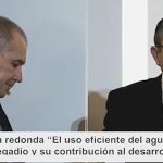 Foro del agua organizado por ABC y La Verdad en Madrid