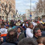 El sector agrícola murciano protesta por los bajos precios