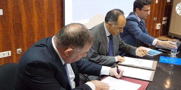 Acuerdo entre el SCRATS y la UPCT para unafertirrigación sostenible