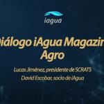PRESENTACIÓN IAGUA MAGAZINE29: ENTREVISTA A LUCAS JIMÉNEZ, PRESIDENTE DEL SCRATS